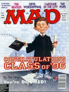 Go to MAD Magazine #346 • South Africa