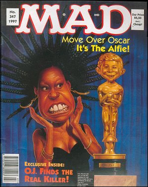 MAD Magazine #347 • South Africa