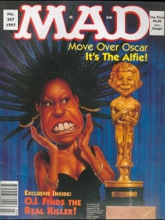 Go to MAD Magazine #347 • South Africa