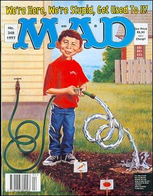 MAD Magazine #348 • South Africa