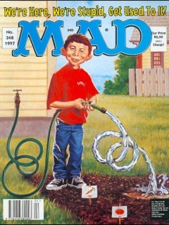 Go to MAD Magazine #348