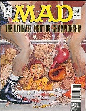 MAD Magazine #349 • South Africa