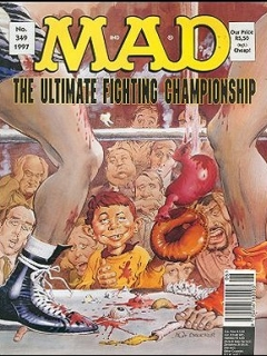 Go to MAD Magazine #349