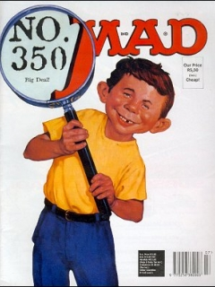 Go to MAD Magazine #350