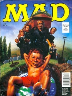 Go to MAD Magazine #351 • South Africa