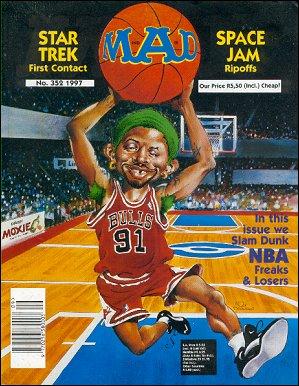 MAD Magazine #352 • South Africa