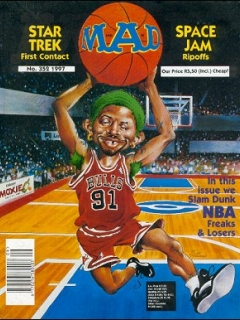 Go to MAD Magazine #352