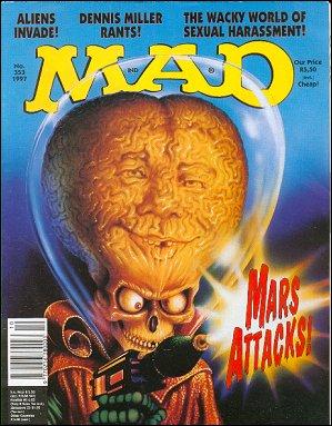MAD Magazine #353 • South Africa
