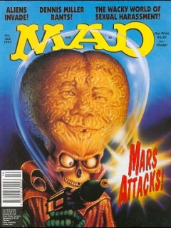 Go to MAD Magazine #353 • South Africa