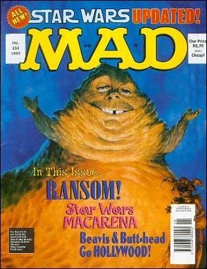 MAD Magazine #354 • South Africa
