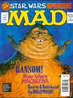 Go to MAD Magazine #354