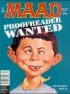 Image of MAD Magazine #355