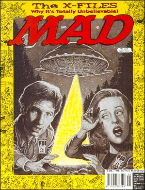MAD Magazine #356 • South Africa