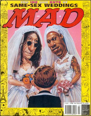 MAD Magazine #357 • South Africa