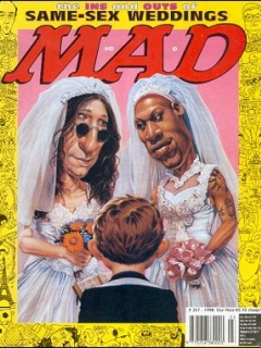 Go to MAD Magazine #357 • South Africa