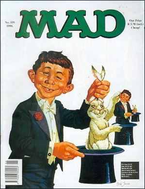 MAD Magazine #359 • South Africa