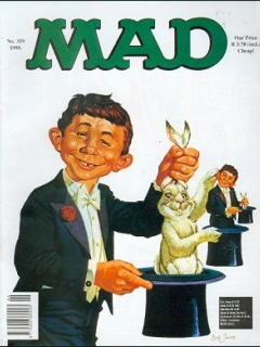Go to MAD Magazine #359 • South Africa
