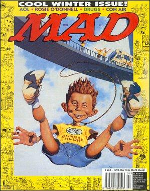 MAD Magazine #360 • South Africa