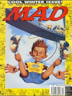 Go to MAD Magazine #360 • South Africa