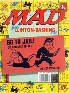 Go to MAD Magazine #361 • South Africa