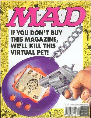 MAD Magazine #362 • South Africa