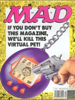 Go to MAD Magazine #362 • South Africa