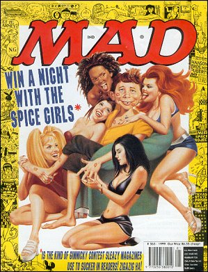 MAD Magazine #363 • South Africa