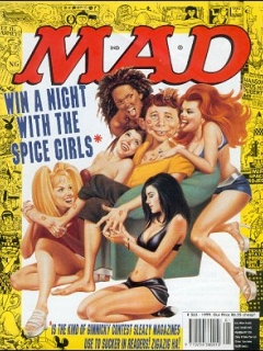 Go to MAD Magazine #363