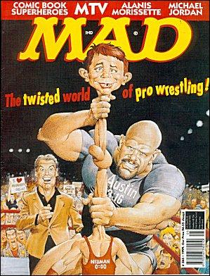 MAD Magazine #365 • South Africa