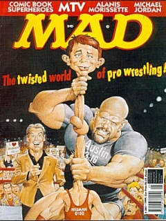 Go to MAD Magazine #365