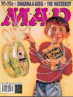 Go to MAD Magazine #366
