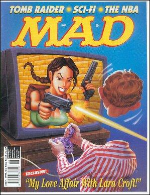MAD Magazine #367 • South Africa