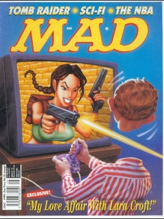 Go to MAD Magazine #367