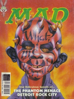 Go to MAD Magazine #368 • South Africa