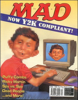 MAD Magazine #369 • South Africa