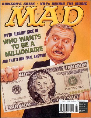 MAD Magazine #371 • South Africa