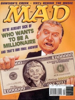 Go to MAD Magazine #371 • South Africa