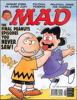 MAD Magazine #372 • South Africa