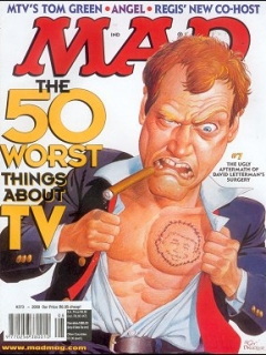 Go to MAD Magazine #373 • South Africa