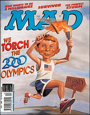 MAD Magazine #374 • South Africa