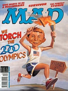 Go to MAD Magazine #374 • South Africa