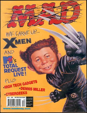 MAD Magazine #375 • South Africa