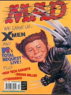 Go to MAD Magazine #375