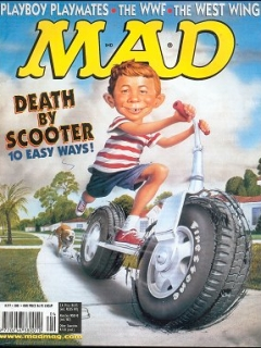 Go to MAD Magazine #377 • South Africa