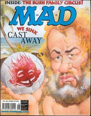 MAD Magazine #378 • South Africa