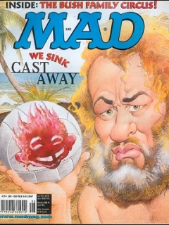 Go to MAD Magazine #378 • South Africa