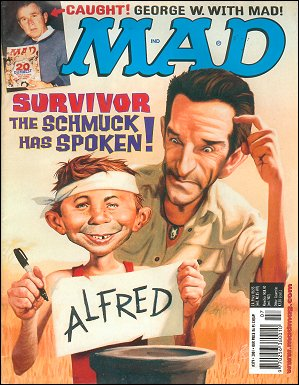 MAD Magazine #379 • South Africa