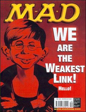 MAD Magazine #380 • South Africa
