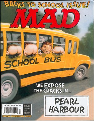 MAD Magazine #381 • South Africa