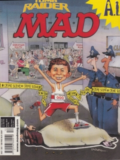 Go to MAD Magazine #382 • South Africa